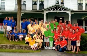 Scheu Family Reunion 2010